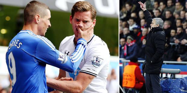 Vertonghen le roublard, Mourinho le flingueur - La DH