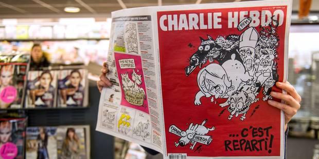 Charlie Hebdo: plus de 100.000 euros pour l'imprimerie victime des fr�res Kouachi - DH.be