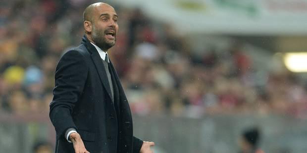 Guardiola à ManCity? Le coach espagnol donne sa version - La DH