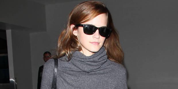 Emma Watson révèle le nom de sa Bête - La DH