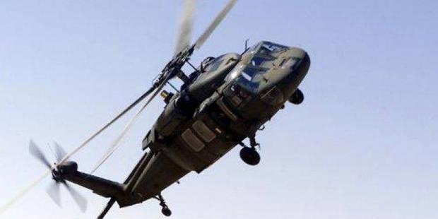 USA: 11 disparus dans l'accident d'un hélicoptère militaire - La DH