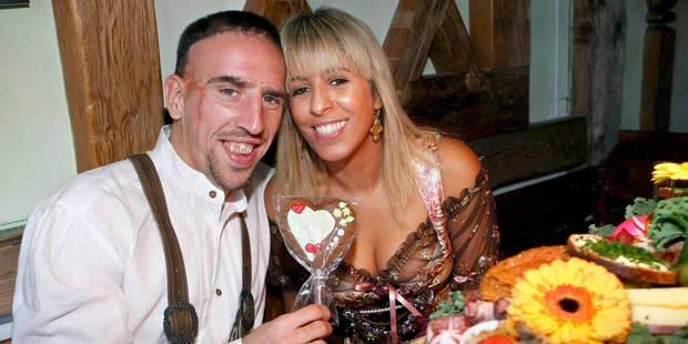 Ribéry bientôt père pour la quatrième fois - La DH