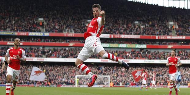 Premier League: Arsenal revient sur City - La DH