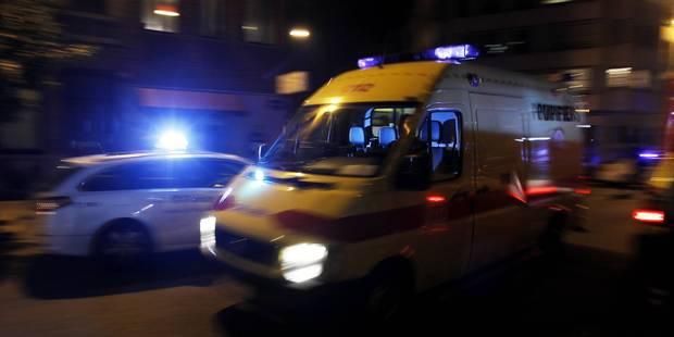 Un frère et une soeur blessés dans un accident de moto à Quévy - La DH