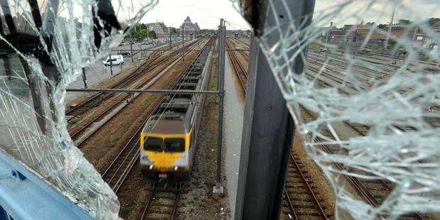 Une arrestation après une agression dimanche en gare de Tournai - La DH