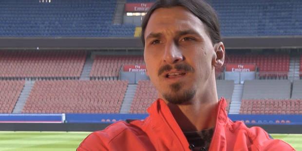 Après la polémique, Zlatan formule de nouvelles excuses (VIDEO) - La DH