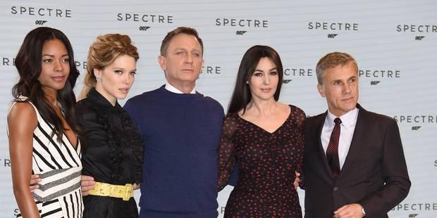 Voici l'affiche du prochain James Bond ! - La DH