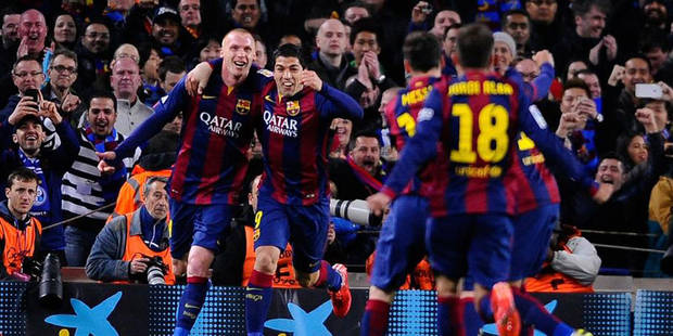 Le magnifique tifo du Barça pour le Clasico (VIDEO) - La DH
