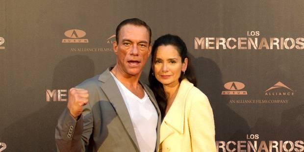Jean-Claude Van Damme va divorcer - La DH