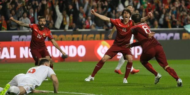 Euro 2016: le retourné magique de Matic face au Portugal - La DH