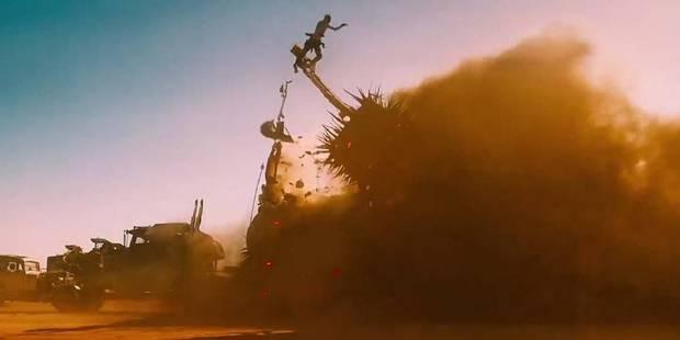 Une nouvelle bande-annonce hallucinante pour Mad Max: Fury Road - La DH