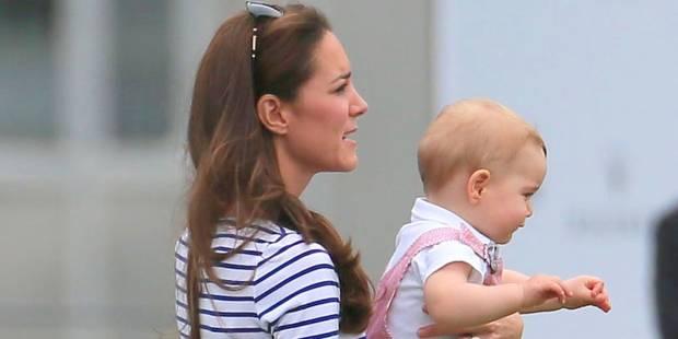 Les prénoms qui courent pour le bébé de Kate et William - La DH