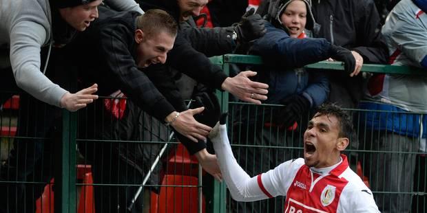 Le Standard prépare un nouveau tifo contre Anderlecht - La DH