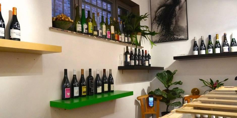 5 bars à vin et cavistes à Bruxelles pour les apéros du week-end