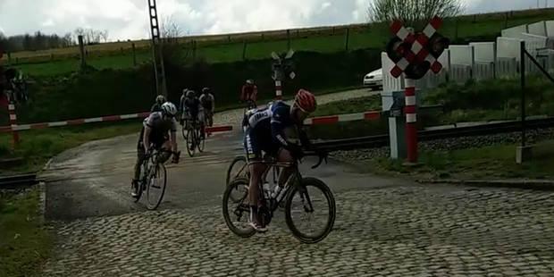 Des cyclistes inconscients au Tour des Flandres espoirs - La DH