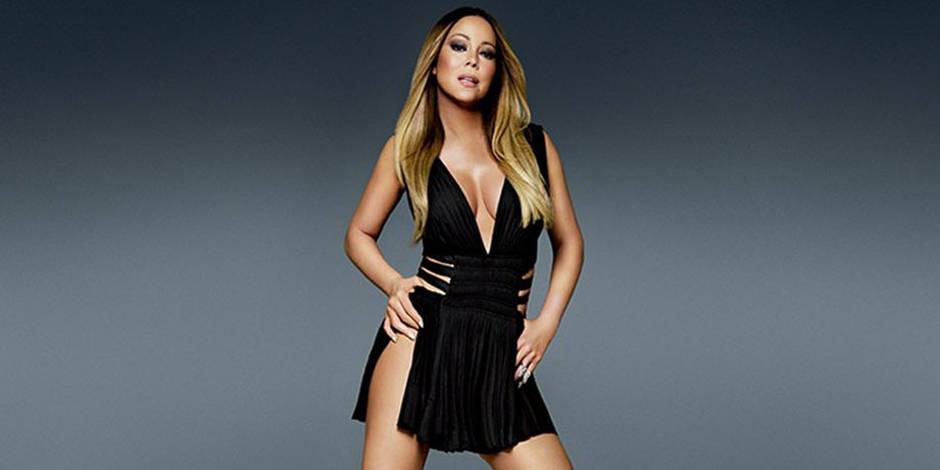 """Mariah Carey peut (encore) dire """"merci"""" à Photoshop"""