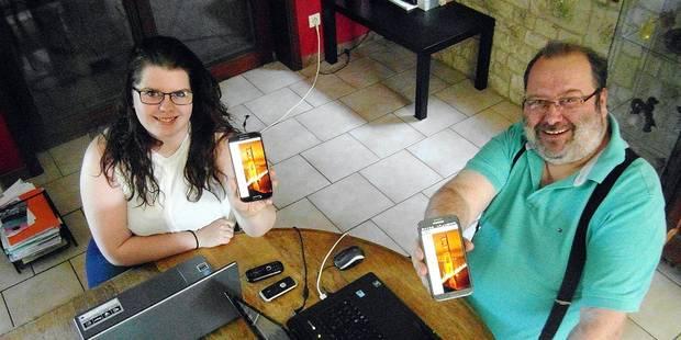 Edgard et Chloé ont réinventé l'info radar - La DH