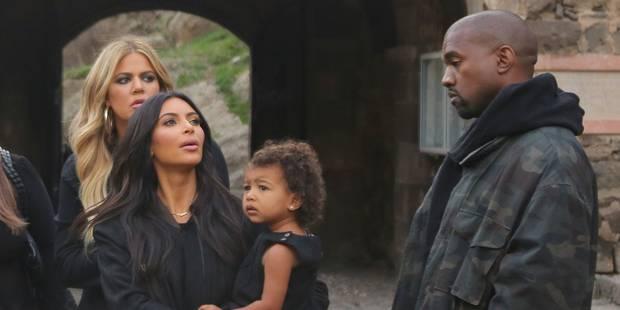Kim Kardashian censurée par les ultra-orthodoxes israéliens - La DH