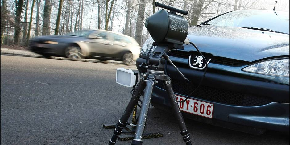 Peut-on �tre flash� par l'avant? Un juge rejette les radars de face!