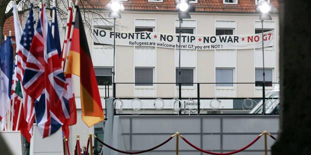 2.000 personnes manifestent contre le TTIP à Bruxelles - La DH