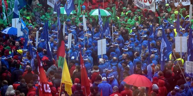 Grève du service public le 22 avril: la CGSP Cheminots Bruxelles rejoint l'action - La DH
