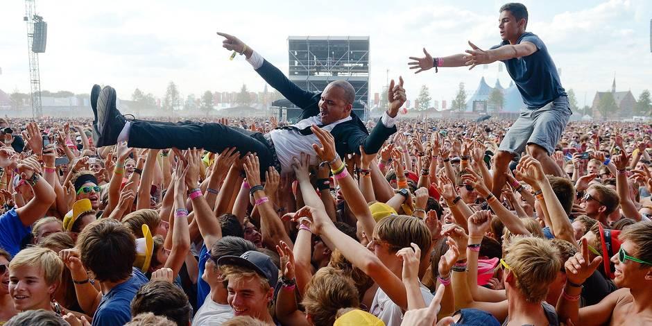 Depuis 2008 les prix des festivals ont augmenté de plus de 50 % - La DH