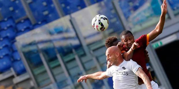Serie A: l'AS Rome rate le coche, la Juventus presque championne