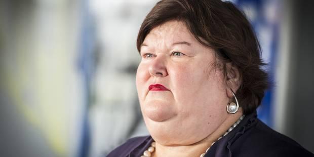 Quand Maggie De Block pesait 60 kilos - La DH