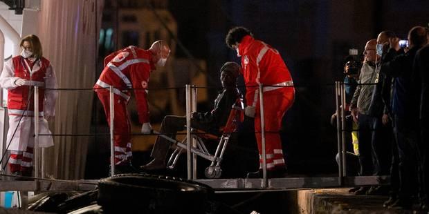 Nouveau bilan: le naufrage de dimanche en Méditerranée a fait 800 morts - La DH