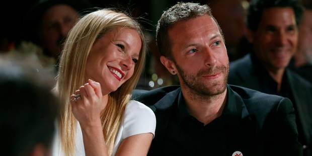 Gwyneth Paltrow demande le divorce - La DH