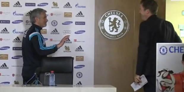 La blague de Mourinho en pleine conférence de presse (VIDEO) - La DH