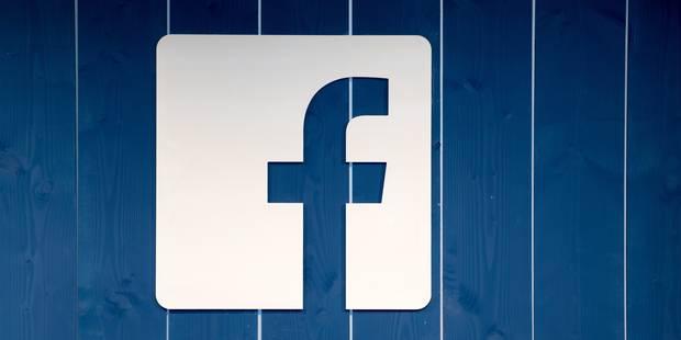 Facebook lance les appels vidéo en Belgique - La DH