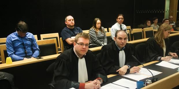 Affaire des bourreaux de Jimmy: 20 ans de réclusion pour Isabelle Dantand, 30 pour Gaétan Massin - La DH