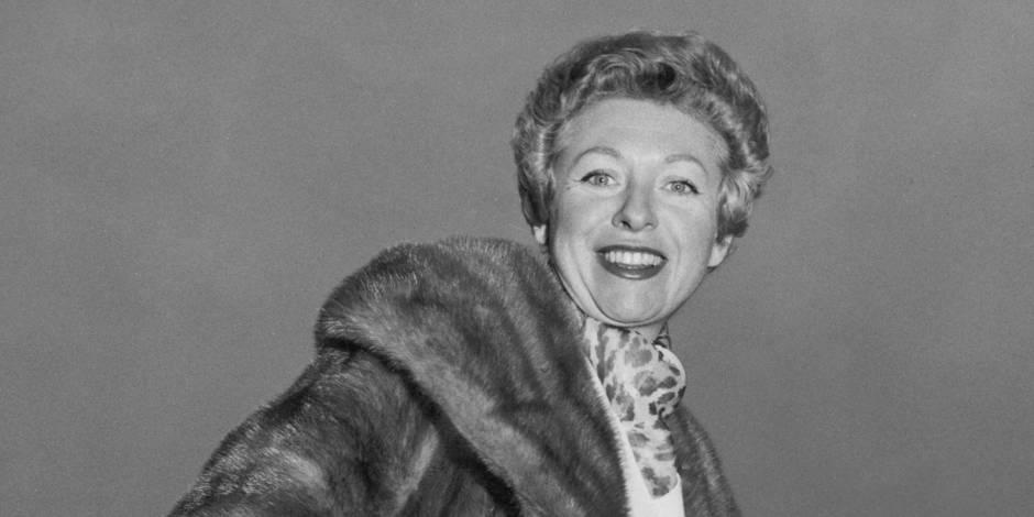 La chanteuse Patachou est décédée à l'âge de 96 ans