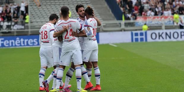 Ligue 1: Lyon ne lâche rien, Lille espère la Ligue Europa, Lens en Ligue 2 - La DH
