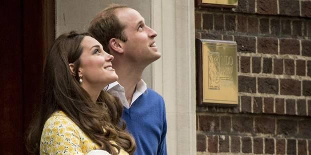 Quel est le prénom préféré des parieurs pour le Royal Baby? - La DH