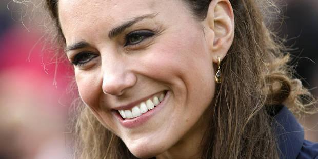 Kate Middleton, partenaire idéale pour avoir un enfant - La DH