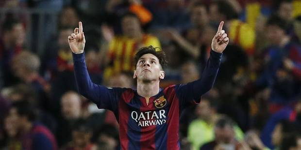 Messi, au revoir et bon week-end (3-0) - La DH