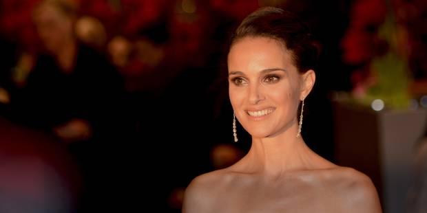 """Natalie Portman se dit """"nerveuse d'être juive à Paris"""" - La DH"""