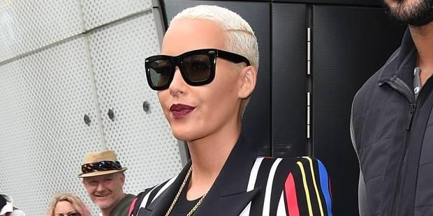 """""""Kanye West n'écrit pas ses chansons lui-même"""", selon Amber Rose - La DH"""