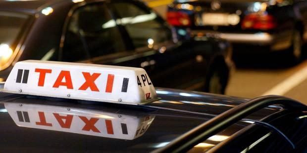 Schaerbeek : un piéton percuté par un taxi - La DH