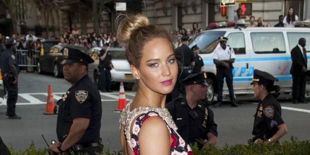 Jennifer Lawrence est la nouvelle égérie des produits de beauté Dior Addict - La DH