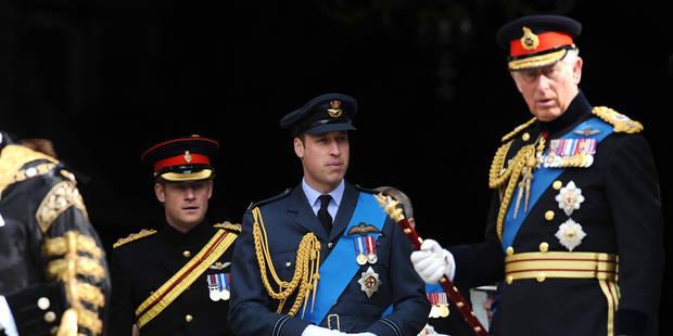 Il voulait tuer les princes Charles et William pour une question de... cheveux - La DH