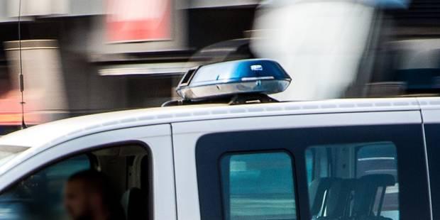 Plusieurs blessés dans un grave accident de la circulation à Mouscron - La DH