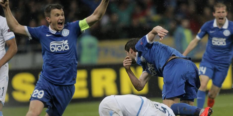 Europa League: Dnipro en costaud et Séville au petit trot filent en finale