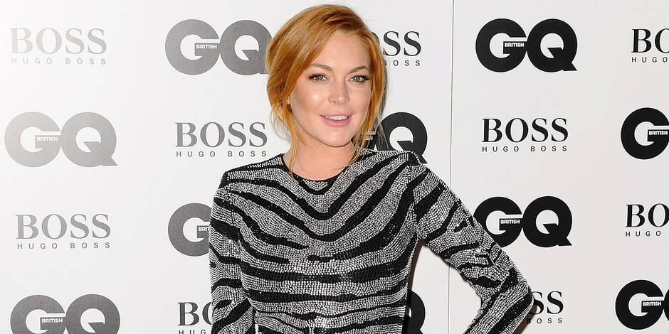 lindsay lohan convertie l islam. Black Bedroom Furniture Sets. Home Design Ideas