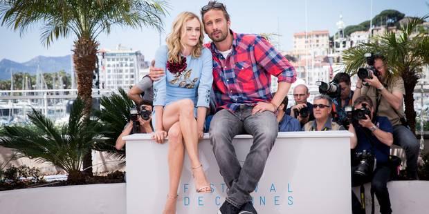 Encore une histoire de petite culotte dévoilée à Cannes - La DH