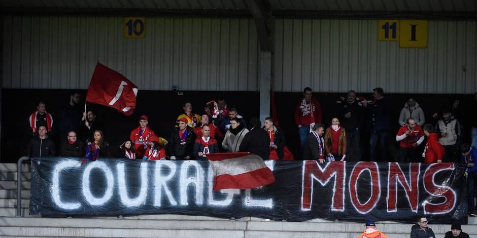 Le club du RUSG Genly-Quévy (P1) est rebaptisé Royal Albert Quévy-Mons