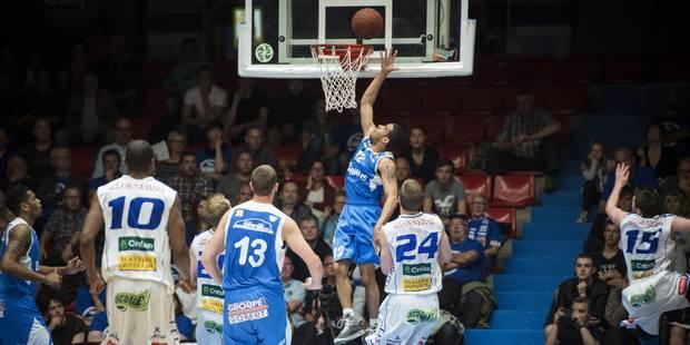 Mons-Hainaut en finale du championnat - La DH