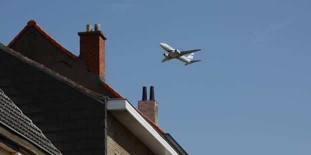 Nuisances des avions : Woluwe Saint-Lambert part en campagne contre les vols de nuit